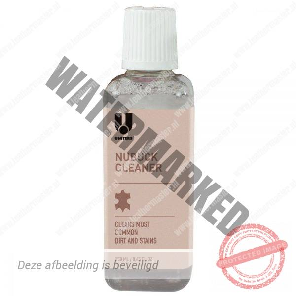 UNITERS Nubuck Cleaner 150ml