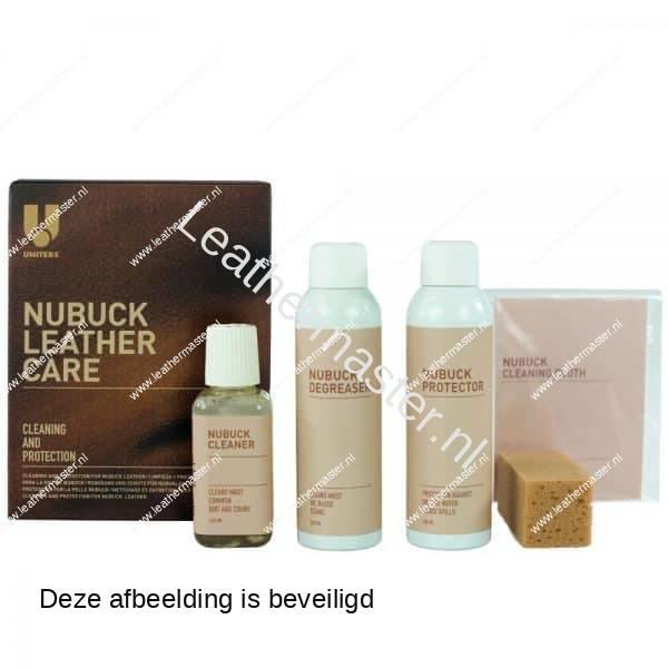 uniters nubuck leather care kit 200ml