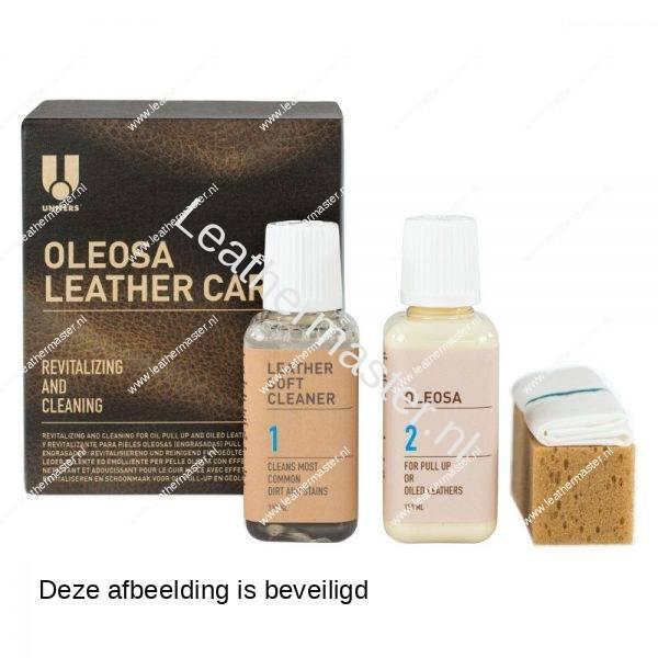 oleosa leather care kit