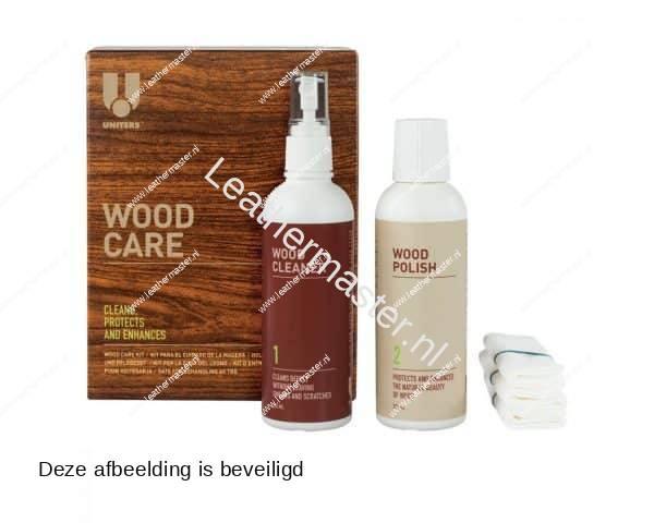 Uniters Wood Care Kit Houten Meubels Onderhouden